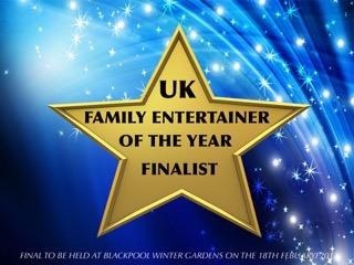 family entertainer awards finalist